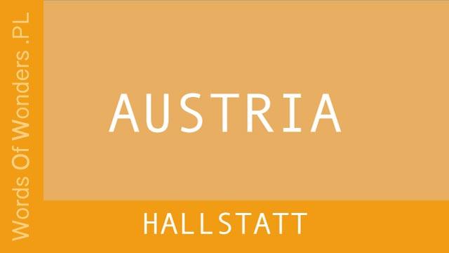 wow Hallstatt