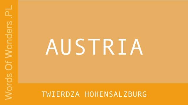 WOW Twierdza Hohensalzburg