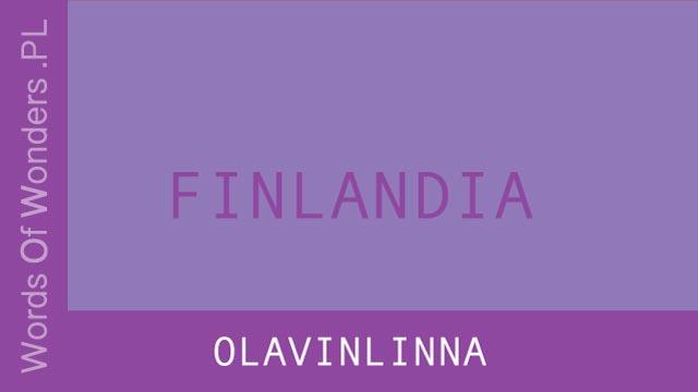 wow Olavinlinna