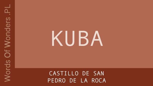 wow Castillo de San Pedro de la Roca