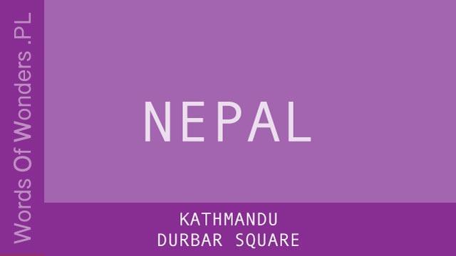 wow Kathmandu Durbar Square