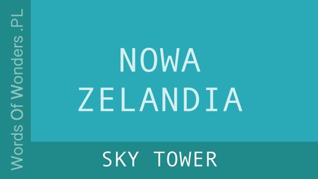 wow Sky Tower