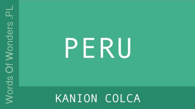 wow Kanion Colca