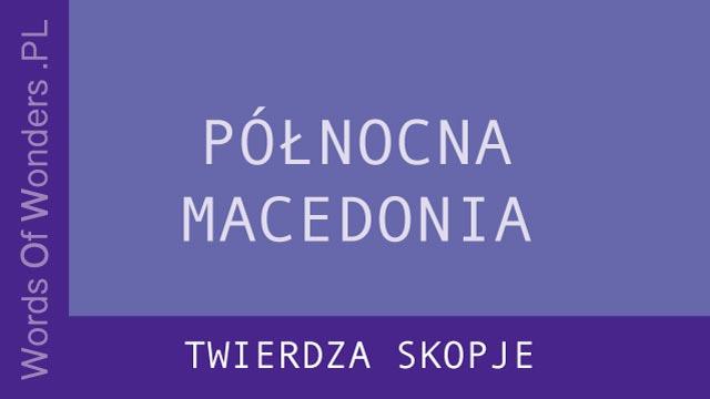 wow Twierdza Skopje
