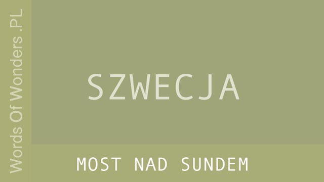 wow Most Nad Sundem