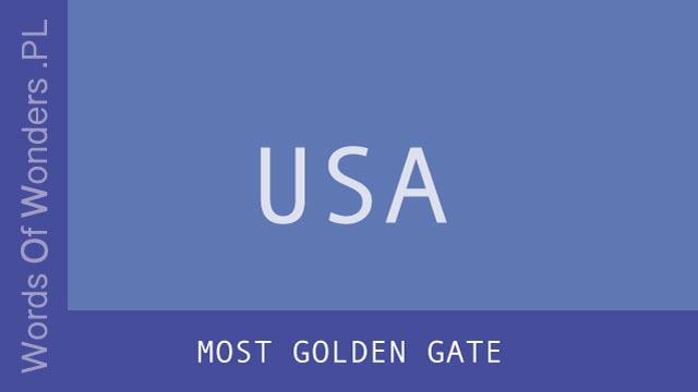 wow Most Golden Gate