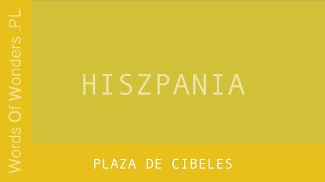 WOW Plaza de Cibeles