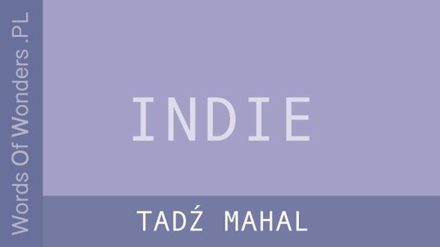 wow Tadź Mahal