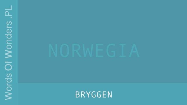 wow Bryggen