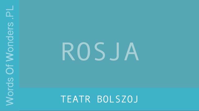 wow Teatr Bolszoj