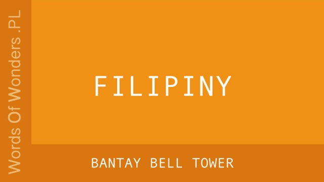 WOW Bantay Bell Tower