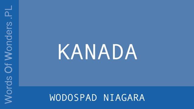 WOW Wodospad Niagara