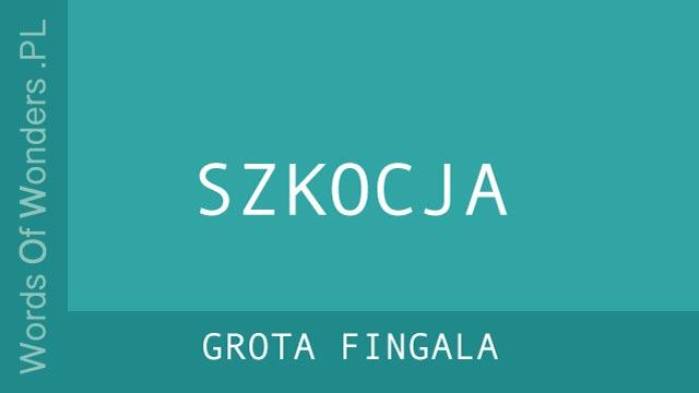 WOW Grota Fingala