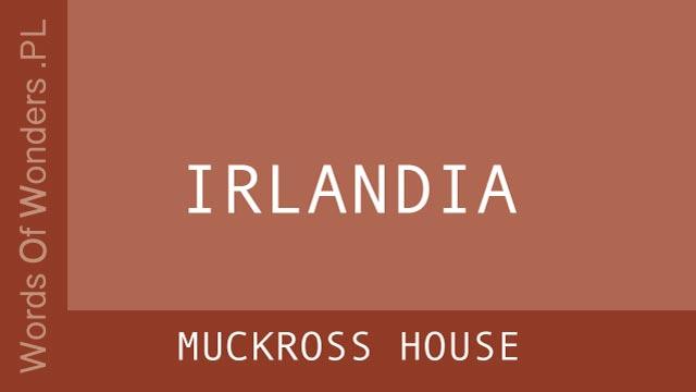 wow Muckross House