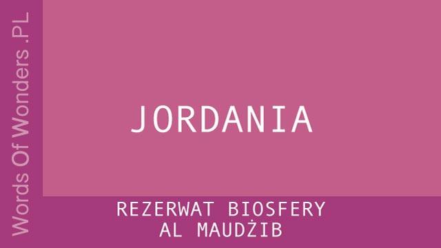 wow Rezerwat Biosfery Al Maudżib