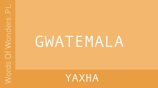WOW Yaxha