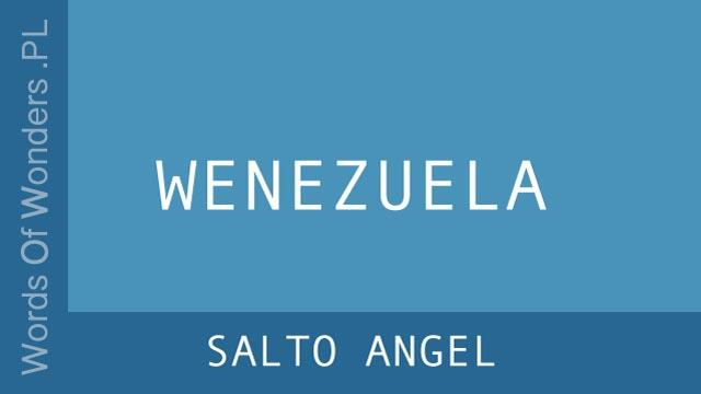 WOW Salto Angel