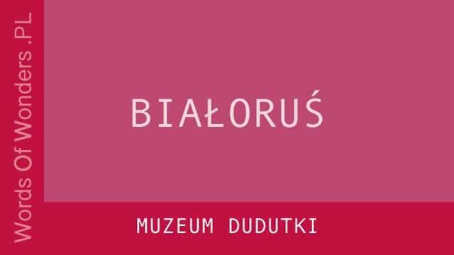 WOW Muzeum Dudutki