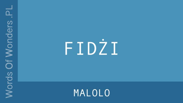 WOW Malolo