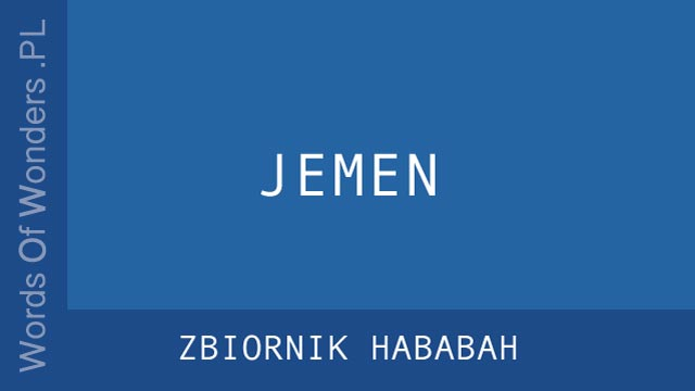 WOW Zbiornik Hababah