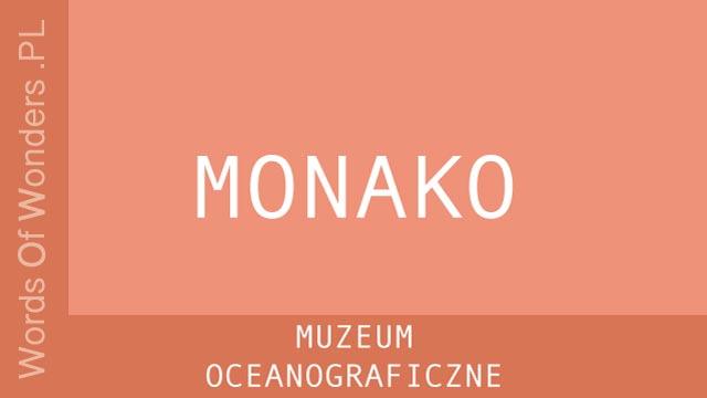 WOW Muzeum Oceanograficzne