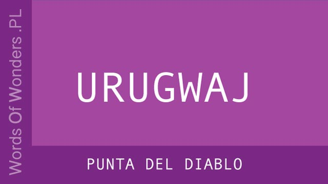 WOW Punta Del Diablo
